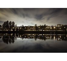 Urban landscape Photographic Print
