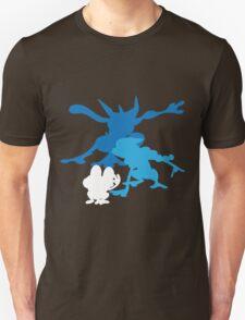 Froakie Frogadier Greninja T-Shirt