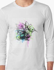 Mag-Pie Long Sleeve T-Shirt