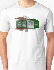 Container house - HoneyBox INC. Unisex T-Shirt