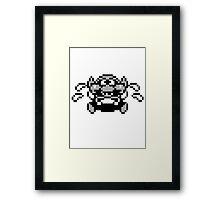 Wario! Framed Print