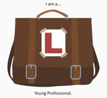 I am a Young Professional by Brusselled