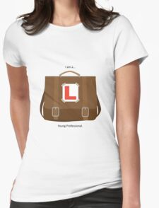 I am a Young Professional Womens Fitted T-Shirt