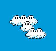 Mario Cloud by Kokkoli
