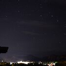 Estes By Night by Hayely Queen