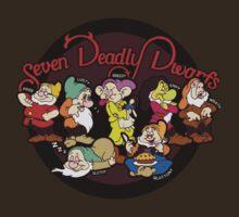Seven Deadly Dwarfs by Jen Pauker