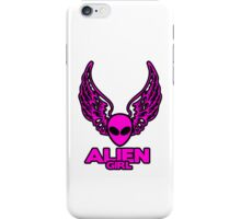 Alien Girl iPhone Case/Skin