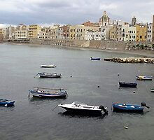 Trapani Sicily by Paul Pasco