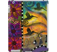 Softly Humming iPad Cover iPad Case/Skin