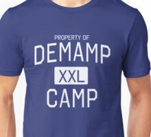 Property of Demamp Camp Unisex T-Shirt