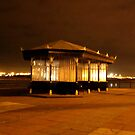 LONE SEAFRONT SHELTER by gothgirl