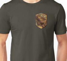 Custom Dredd Badge - (Redmann) Unisex T-Shirt