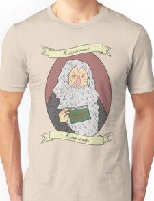 Keep it secret! Unisex T-Shirt