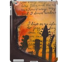 Music in the Wind iPad Cover iPad Case/Skin