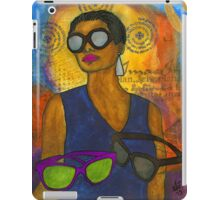 God Grant Me the Wisdom... - iPad Cover iPad Case/Skin