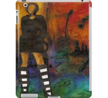 Headed to the City - iPad Cover iPad Case/Skin