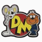 DangerMouse and trusty Penfold by kobalos