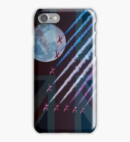 Night Flight Patriots iPhone Case/Skin