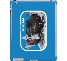 Assault Team - Enforcement Action Module iPad Case/Skin