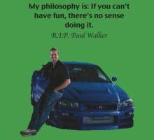 Paul Walker R.I.P by plantmasta89