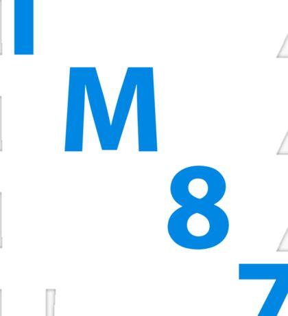 TM87 Sticker