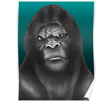 Sasquatch - The North American Mystery Ape Poster