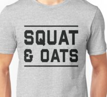Squat and Oats Unisex T-Shirt