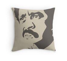 Richard Pryor Throw Pillow