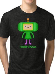 HELLO PRINCE Tri-blend T-Shirt