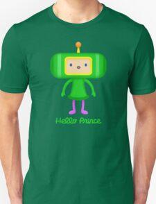 HELLO PRINCE Unisex T-Shirt