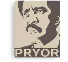 Richard Pryor Canvas Print