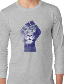 Fist Of Fury Long Sleeve T-Shirt