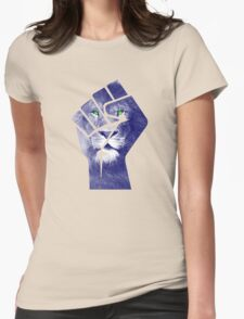 Fist Of Fury Womens Fitted T-Shirt