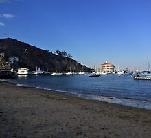 Catalna beach afternoon by swylie