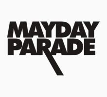 Mayday Parade logo (black) by MinecraftERR0R