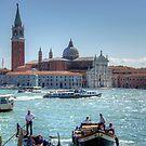 Church of San Giorgio Maggiore by Tom Gomez