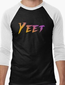 Yeet. Men's Baseball ¾ T-Shirt