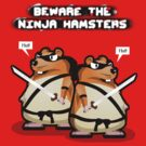 The Viking Bunnies - Ninja Hamsters by scpmovies