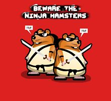 The Viking Bunnies - Ninja Hamsters Unisex T-Shirt