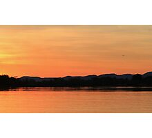 Sunset on the Ord River Photographic Print