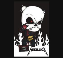 Metallica Bear by Slave UK