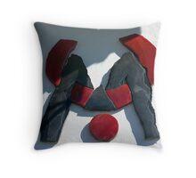 Cesar Manrique Logo Throw Pillow