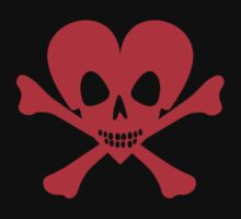 Heart N Crossbones by JamesShannon