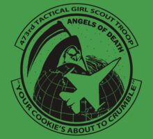 Girl Scout Parody Kids Clothes