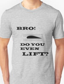 Gym vs Physics T-Shirt