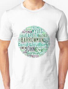 TW Cast T-Shirt