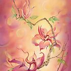 The Magnolia by Anna Miarczynska