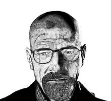 Walter White by Creative Stace