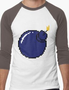 BOMBS! Men's Baseball ¾ T-Shirt