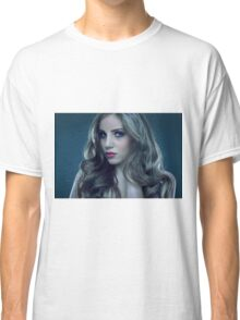 Beauty model Classic T-Shirt